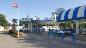 at original frozen custard in lafayette indiana we have burgers and sandwiches