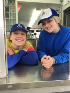 meet emily and delaney who help make our original frozen custard team awesome in lafayette indiana
