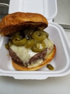 if you desire something spicy try our jalapeno burgers at original frozen custard in lafayette indiana