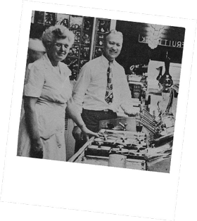 florence and charles kirkoff opened original frozen custard in lafayette indiana in 1932 and we have been serving you ever since